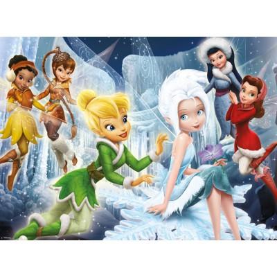 Puzzle  Ravensburger-10722 Disney Fairies