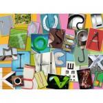 Puzzle  Ravensburger-10761 XXL Teile - Lustiges Alphabet