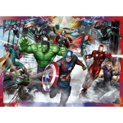 Puzzle  Ravensburger-10771 XXL Teile - Avengers