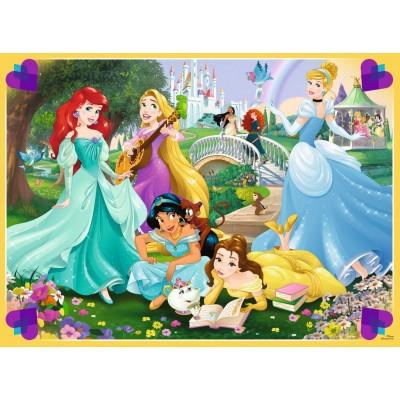 Puzzle  Ravensburger-10775 XXL Teile - Disney Princess