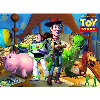 Puzzle  Ravensburger-10835 Toy Story