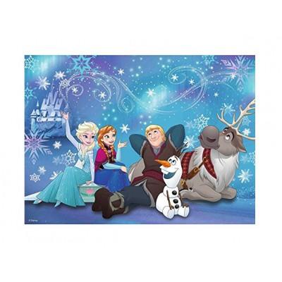 Puzzle  Ravensburger-10911 XXL Teile - Frozen