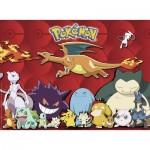 Puzzle  Ravensburger-10934 XXL Teile - Pokemon