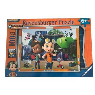 Puzzle Ravensburger-10937 XXL Teile -  Rusty Rivets
