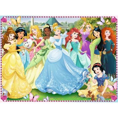Puzzle  Ravensburger-10938 XXL Teile - Disney Princess