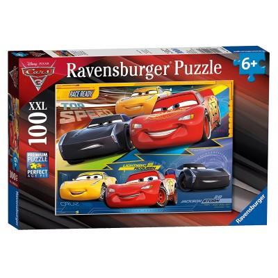 Puzzle  Ravensburger-10961 XXL Teile - Cars 3