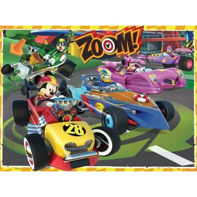 Puzzle  Ravensburger-10974 XXL Teile - Mickey