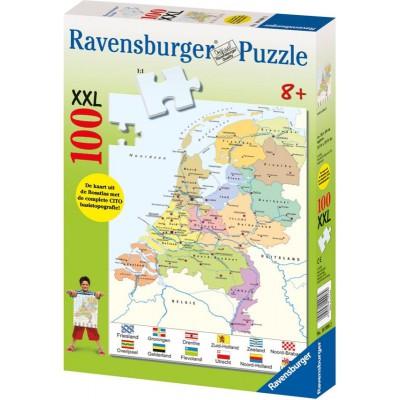 Puzzle  Ravensburger-10998 Niederlande