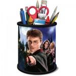 Ravensburger-11154 3D Puzzle - Utensilo: Harry Potter (TM)
