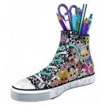 Ravensburger-11163 3D Puzzle - Sneaker - LOL