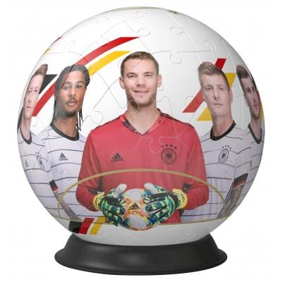 Ravensburger-11181 3D Puzzle-Ball - Die Mannschaft