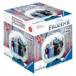 Ravensburger-11182-04 3D Puzzle Ball - Frozen II
