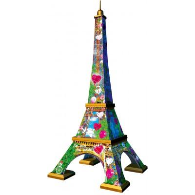 Ravensburger-11183 3D Puzzle - Eiffelturm