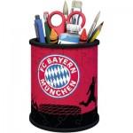 Ravensburger-11215 3D Puzzle - Utensilo: FC Bayern