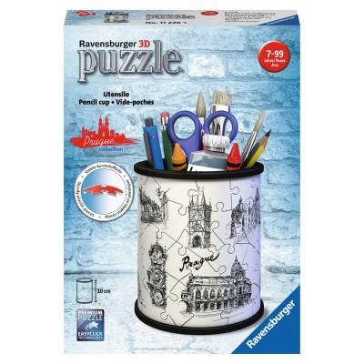 Ravensburger-11226 3D Puzzle - Utensilo - Prag