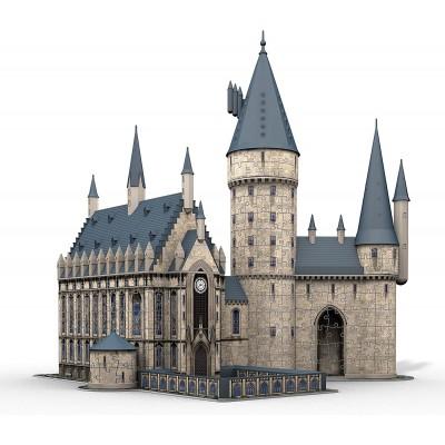 Ravensburger-11259 3D Puzzle - Hogwarts - Harry Potter