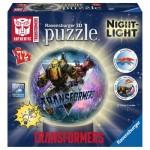 Ravensburger-11756 3D Puzzle mit LED - Avengers