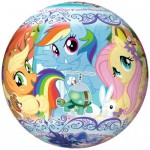 Ravensburger-11824 3D Puzzle-Ball - My Little Pony