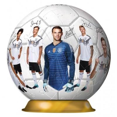 Ravensburger-11845 Puzzle Ball 3D - DFB Teamball