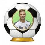 Ravensburger-11930 3D Puzzle-Ball - Joshua Kimmich
