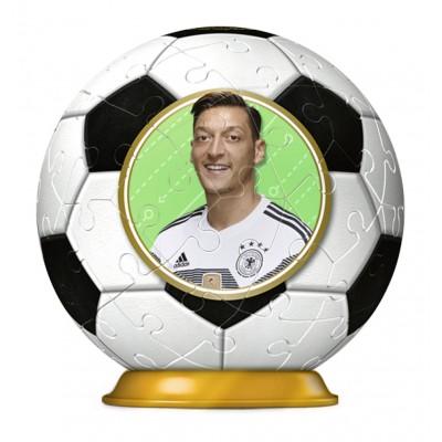 Ravensburger-11932 3D Puzzle-Ball - Mesut Özil