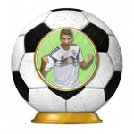 Ravensburger-11933 3D Puzzle-Ball - Thomas Müller