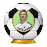 Ravensburger-11934 3D Puzzle-Ball - Toni Kroos