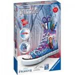 Ravensburger-12121 3D Puzzle - Sneaker - Frozen II