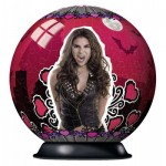 Ravensburger-12265 3D Puzzle - Chica Vampiro