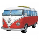Ravensburger-12516 3D Puzzle - Volkswagen T1