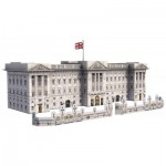Ravensburger-12524 3D Puzzle - Buckingham Palace