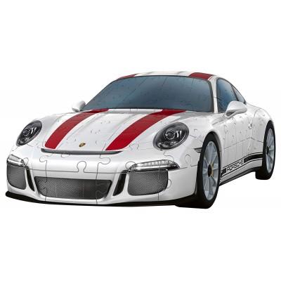 Ravensburger-12528 3D Puzzle - Porsche 911 R
