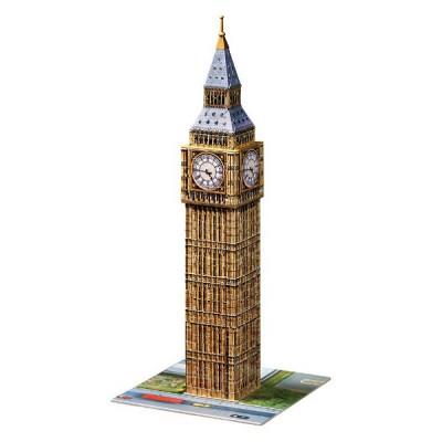 Ravensburger-12554 3D Puzzle - 216 Teile: Big Ben, London