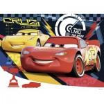 Puzzle  Ravensburger-12625 XXL Teile - Cars 3