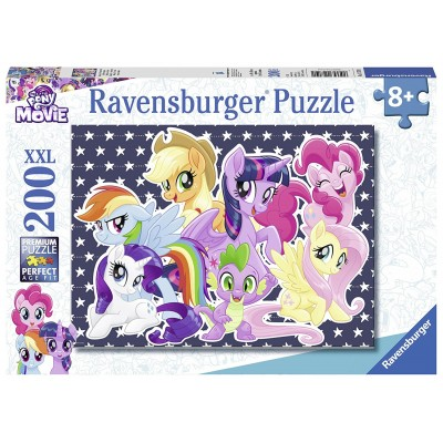 Puzzle  Ravensburger-12719 XXL Teile - My Little Poney