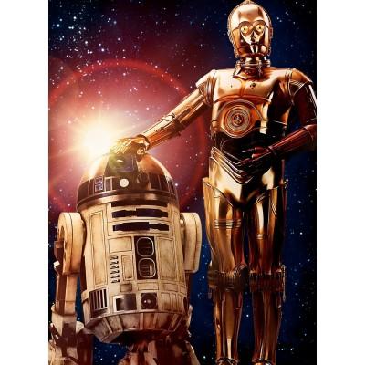 Puzzle Ravensburger-12723 XXL Teile - Star Wars