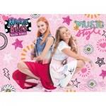 Puzzle  Ravensburger-12742 XXL Teile - Maggie & Bianca