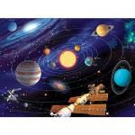 Ravensburger-12796 Puzzle 200 Teile XXL - Das Sonnensystem