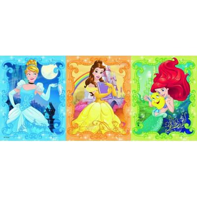 Puzzle  Ravensburger-12825 Disney Princess
