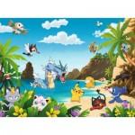 Puzzle  Ravensburger-12840 XXL Teile - Pokemon