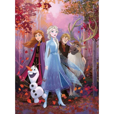 Puzzle  Ravensburger-12849 XXL Teile - Frozen II