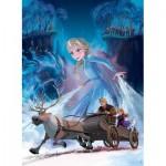 Puzzle  Ravensburger-12865 XXL Teile - Frozen II
