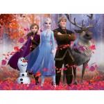 Puzzle  Ravensburger-12867 XXL Teile - Frozen II