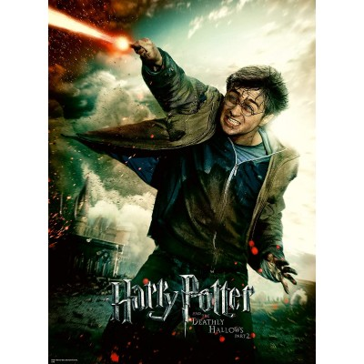 Puzzle Ravensburger-12869 XXL Teile - Harry Potter