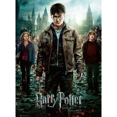 Puzzle Ravensburger-12871 XXL Teile - Harry Potter