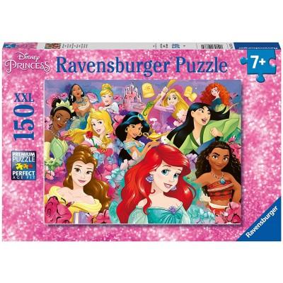 Puzzle  Ravensburger-12873 XXL Teile - Disney Princess
