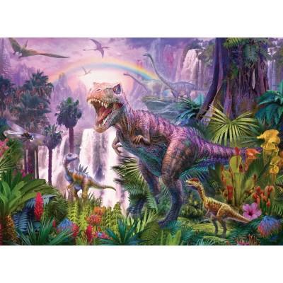 Puzzle Ravensburger-12892 XXL Teile - Dinosaurier