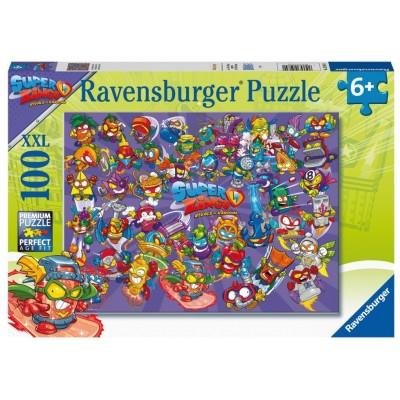 Puzzle Ravensburger-12914 XXL Teile - Super Zings
