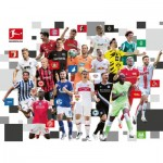 Puzzle  Ravensburger-12917 XXL Teile - Bundesliga