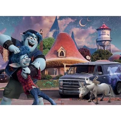 Puzzle Ravensburger-12928 XXL Teile - Disney Pixar - Onward